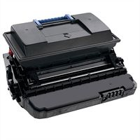 Dell - 20000-page black toner cartridge for 5330dn workgroup laser printer