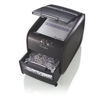 Kensington swingline stack-and-shred 60x hands free shredder- cross-cut
