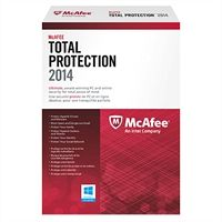 McAfee Total Protection 2014 - 3 PC