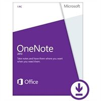 download - microsoft onenote 2013 1 pc - consumer only