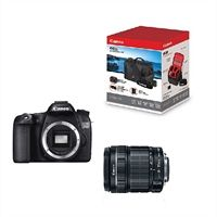 Canon EOS 70D EF-S 18-135mm f/3.5-5.6 IS STM - Includes EOS Accessory kit