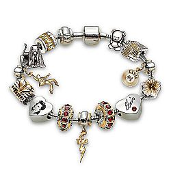 Legend Of Elvis Presley Women's Charm Bracelet