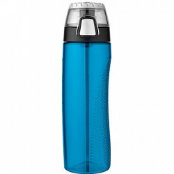 Thermos Hydration Bottle with Rotating Meter - 710ml