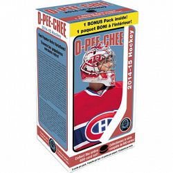 O-Pee-Chee 2014/15 NHL Blaster Pack - 84 cards