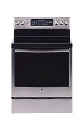 GE 30 Inch Free Standing Electric Self Clean Convection Range
