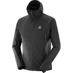 Men's Minim Speed Hoodie-Black