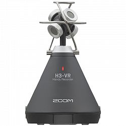 Zoom H3-VR Audio Recorder - Black - ZH3VR