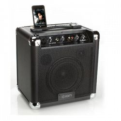 ION TAILGATER - portable speakers with digital player dock