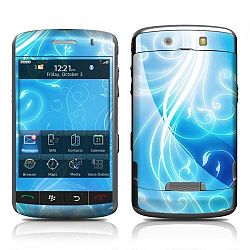 BlackBerry Storm Vinyl Decal Skin Kit - Dreamy Blue