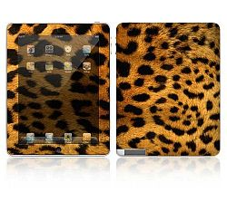 Cheetah Skin Design Skin Decal Sticker for Apple iPad 2 Tablet E-Reader