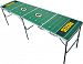 Tailgate Toss - NFL Tailgate Table with Net - Green Bay Packers